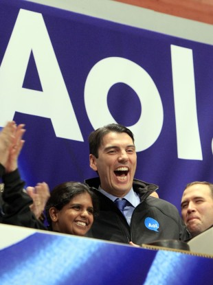 AOL, under new CEO Tim Armstrong, has aimed to acquire more non-branded news sites.