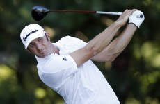 At last, a win for Dustin Johnson