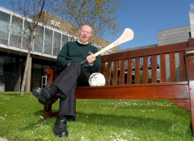 Micheál Ó Muircheartaigh has been commentating for 60 years, and for All-Ireland finals for 26 years.