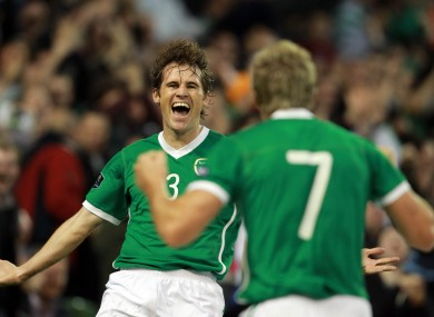 Kevin Kilbane's opener in Ireland's 3-1 win against Andorra helped propel the Republic up the world rankings.