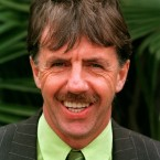 Moustache style: Yosser Hughes  The look de jour at Anfield  in the glory days, the former Liverpool defender matched the efforts of his team-mates. Lawrenson shaved it off thankfully following Bolton's Premier League survival - despite his prediction.<span class=