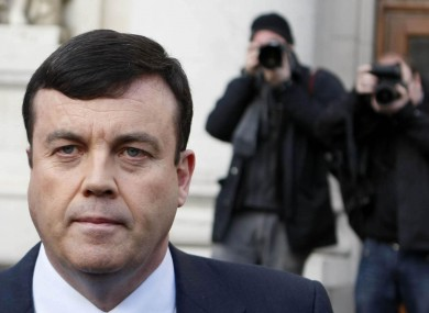 Brian Lenihan told Bloomberg television he was fully confident Ireland would not need to seek a bailout.