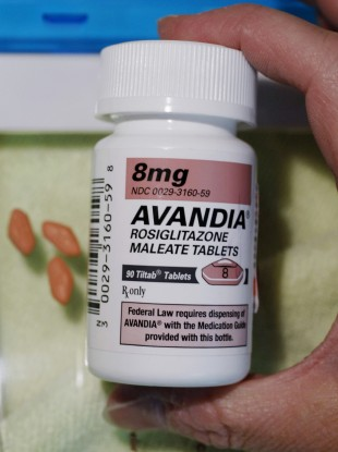 GSK's diabetes drug Avandia was one of the drugs being mislabelled in the Puerto Rican plant.