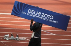 Track repairs continue as athletics events loom