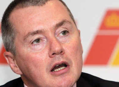 Willie Walsh will become CEO of 'International Consolidated Airlines Group' when it is created in January.