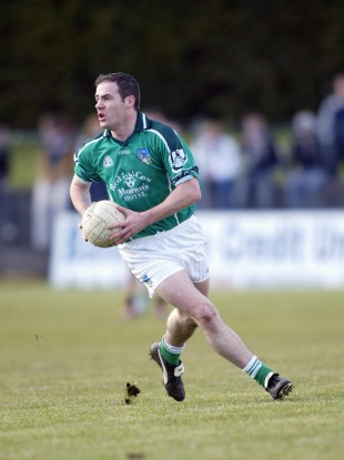 Horan playing for Limerick in 2004.