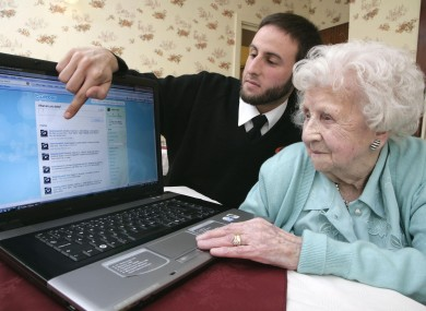 Ivy Bean (104) was the world's oldest Twitter user until her death on July 28.