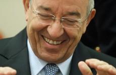 Spanish bank chief says Irish crisis 'unfounded'