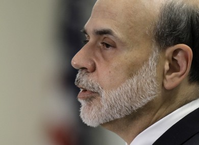 US Fed chief Ben Bernanke: the US will issue $600bn in new currency in order to buy back some of its own bonds from investors, hoping to increase the supply of cash in the economy.