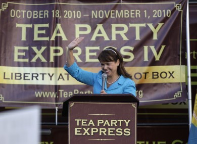 The Tea Party's Christine O'Donnell seems likely to lose out in her election in Delaware, but will still be regarded as a major leader of the right-wing movement.