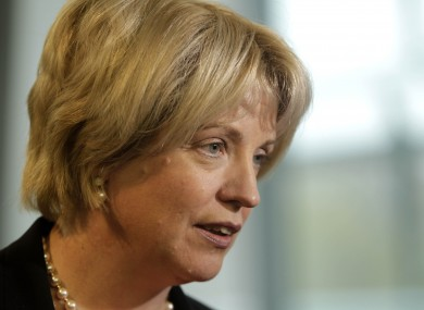 Mary Coughlan has insisted that the minimum wage was cut as a government idea, and not on the demands of Europe.