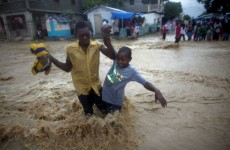 In photos: Hurricane Tomas strikes Haiti