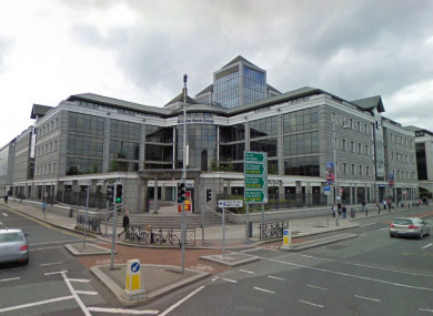 Ulster Bank's Irish HQ at the IFSC: The bank made a €201m loss in the months from July to September.