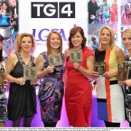 Rebelettes, from left, Briege Corkery, Valerie Mulcahy, Rena Buckley, Angela Walsh, Juliet Murphy and Nollaig Cleary.