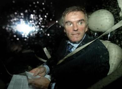 File photo of Senator Ivor Callely
