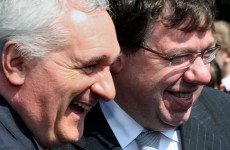 Ahern, Cowen named Ireland's top blaggers