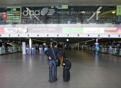 Tourism chiefs will hope that Dublin Airport sees a little more arrivals activity in 2011.