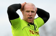 Paul O'Connell loses appeal against four-week ban