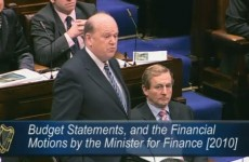 "Budget 2011 a ""puppet Budget from puppet government"" – opposition"