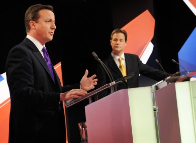 The UK had its first three-way leaders' debate last year: now Ireland seems set to have its own debate involving the three main party leaders.