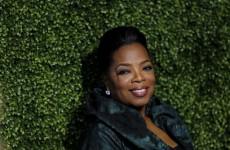 Oprah reveals family secret