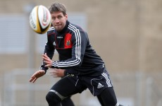 McGahan rings the changes for Munster's clash with Glasgow