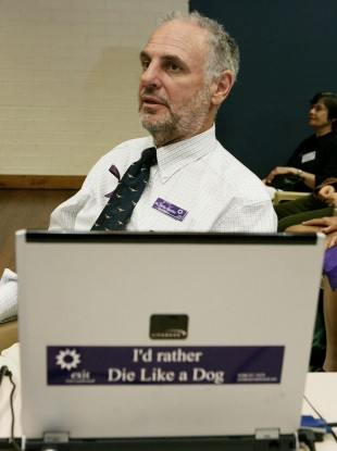 an overview of the workshop of euthanasia by dr philip The prime minister has called it appalling, and police are investigating the role of controversial euthanasia advocate dr philip nitschke, after a 79 year old woman.