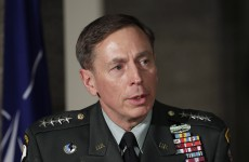 Pentagon says no decision on Petraeus Afghanistan exit