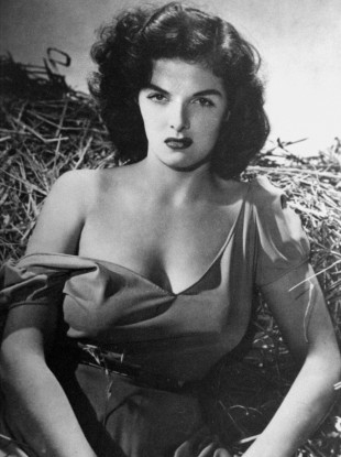 Jane Russell died on Tuesday