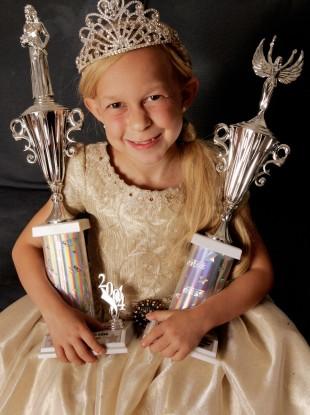 Beauty pageant contestant Madison Neill from California