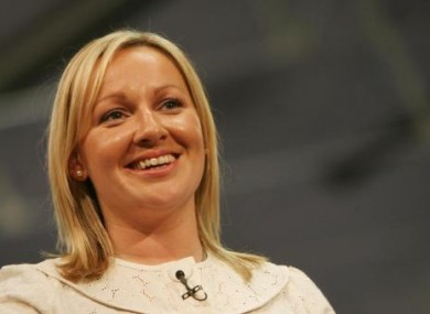 Deputy Lucinda Creighton has been appointed as a junior Minister of State