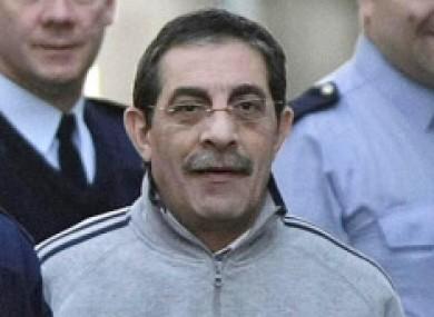 Essam Eid leaving court in 2006