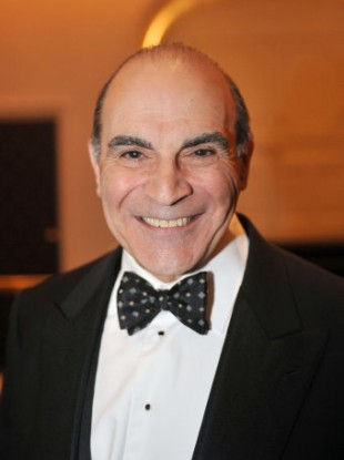 David Suchet has played Hercule Poirot on the small screen for