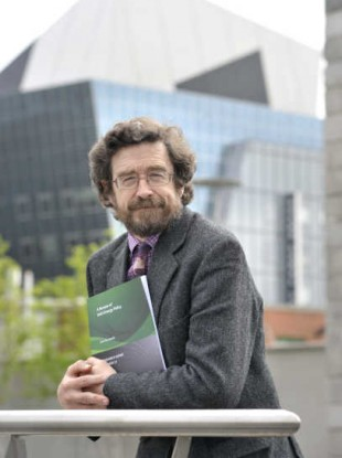 ESRI research professor John FitzGerald with the review of Irish Energy Policy.