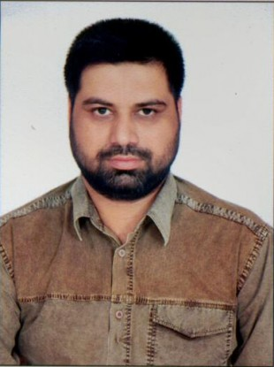 File photo of journalist Syed Saleem Shahzad released in 2006.