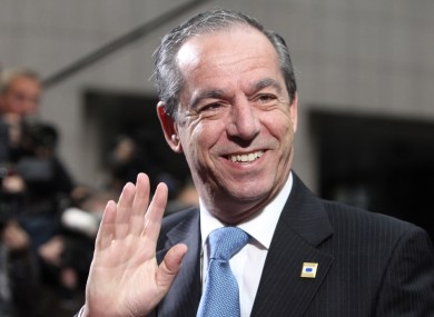 Prime minister Lawrence Gonzi opposes the referendum to introduce divorce, but did not have the parliamentary support to vote it down.