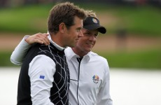 In the swing: Donald and Westwood still have Major questions to answer