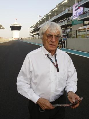 Bernie Ecclestone: owners aren't going anywhere.