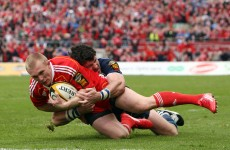 Munster 19-9 Leinster: As it happened