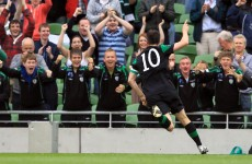 Republic of Ireland 1-0 Scotland: As it happened