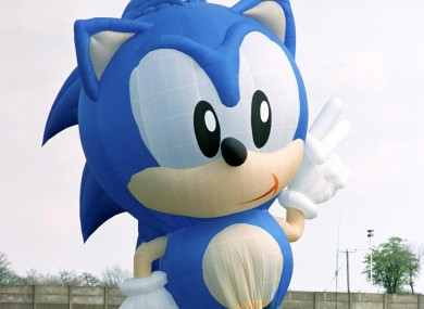 Sonic the Hedgehog is synonymous with the Sega brand.