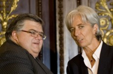 And then there were two: IMF drops one of three candidates for director shortlist