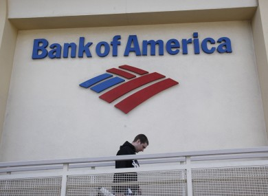 Bank of America served a foreclosure notice on a home in Florida - despite its owners never having taken out a mortgage.