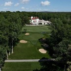 The longest hole on the course has a new back left teeing ground that adds some 30 yards since the 1997 U.S. Open. This is a true three-shot par 5, although the tee markers will likely be moved up for one round to tempt players to try to reach the green in two shots. Players must avoid ending up short in a deep ravine that will have the most penal rough on the course. While the third shot will likely be played with a short iron, it is important to place the golf ball in the correct quadrant of the green as two prominent ridges divide it into three sections.