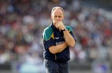 Joe Dooley steps down as Offaly boss
