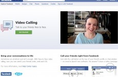 Coming soon to a Facebook account near you… video calling