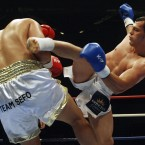 If Stevie was the highest paid sportsman in New Zealand, how about going for number two: K1 kickboxing's Ray Sefo.