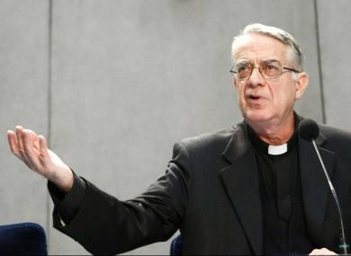 Fr Federico Lombardi
