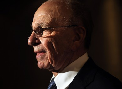 News Corp chairman Rupert Murdoch could see his company face prosecution in the US for its operations in the UK.