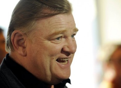 Brendan Gleeson's project At Swim Two Birds is being supported by Luxembourg and Ireland.